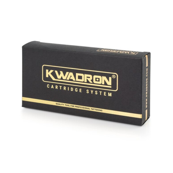 Kwadron Nadelmodule/ Cartridges 5er Soft Edge Magnum Long Taper 0,35 mm. VE = 1 Packung je 20 Stück